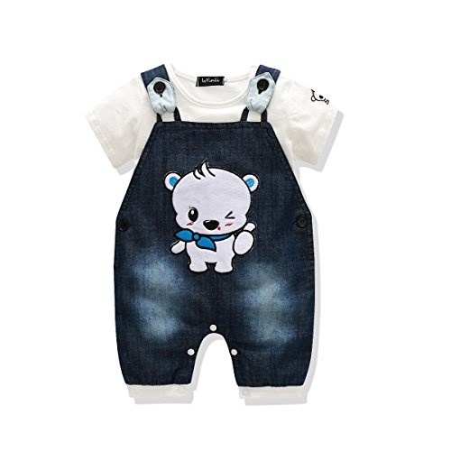 Cute Baby Boys Clothes Toddler Boys Romper Jumpsuit