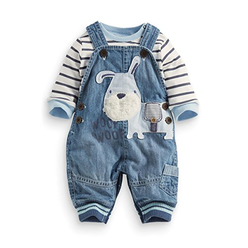 Lvyinli Us Baby Boy Clothes Boys Romper Jumpsuit Overalls Stripe