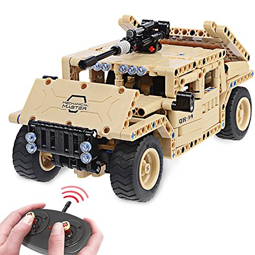 Toy Building Sets For 12 Year Olds : Building blocks stem toys remote control car rc military