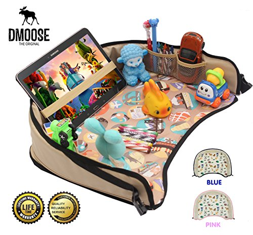 Toddler Car Seat Travel Tray by DMoose (16-Inch-by-13-Inch ...