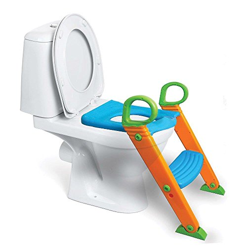 Groovy Potty Toilet Seat With Step Stool Ladder 3 In 1 Trainer Machost Co Dining Chair Design Ideas Machostcouk