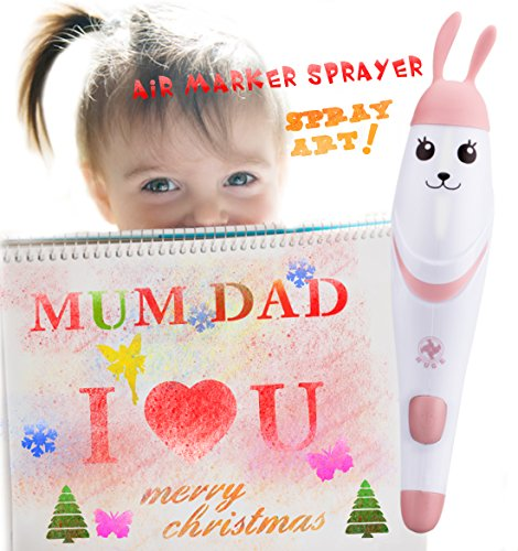 Christmas Ideas For Kids Drawing.Painting Crafts For Kids 12pcs Colored Pens With Electric