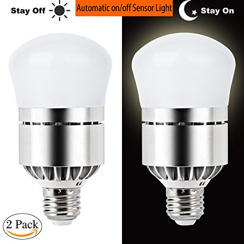 dusk till dawn light bulb 100 watt equivalent 12w smart bulb dusk to