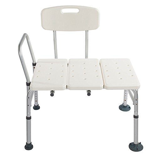 Groovy Azadx Bath Chair Adjustable Handicap Shower Chair Seat Gmtry Best Dining Table And Chair Ideas Images Gmtryco