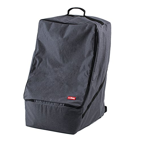 Premium Car Seat Travel Bag Padded Backpack For Airplane Flight