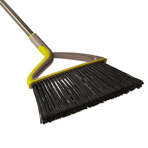 Casabella Wayclean Deluxe Broom With Dustpan The