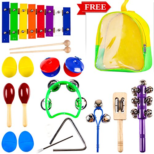 Birthday Gifts Educational Play Set Learning Toys Early Development Rhythm Xylophone For Ages 3 4 5 6 7 8 Year Olds Boys Girls Toddlers