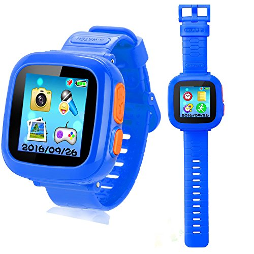 Smart Watch For Kids With Digital Camera Games Touch Screen Cool
