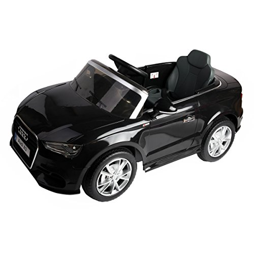 Costzon Ride On Car Licensed Audi A3 12v 2wd Battery Powered Ride