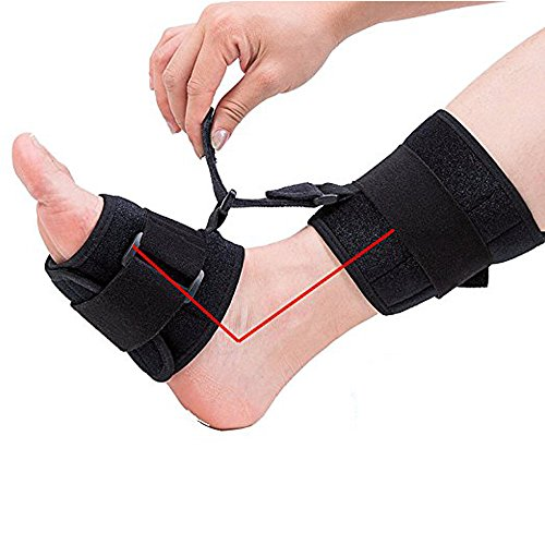 0c66fb8040 Medical Ankle Foot Orthosis Keeps Foot Up AFO Foot Drop Braces for  Dorsiflexion Assist, Improved Gait, Prevents Cramps