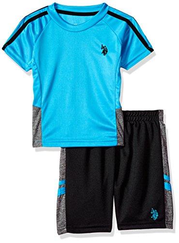 Polo Assn U.S Boys/' Short Sleeve Sport Shirt