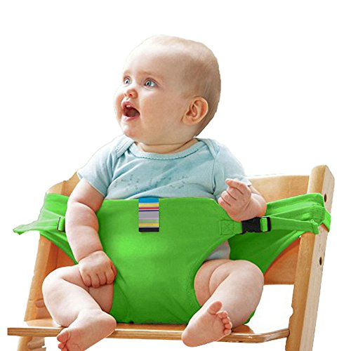 Portable Baby Feeding Chair Belt – Toddler Safety Harness – Baby