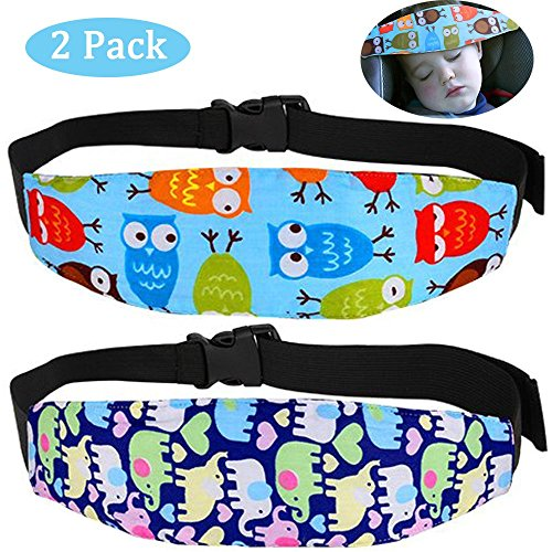 Carseat Pillow For Toddler Baby Head Support Car Seat Child Safety Neck Relief Offers
