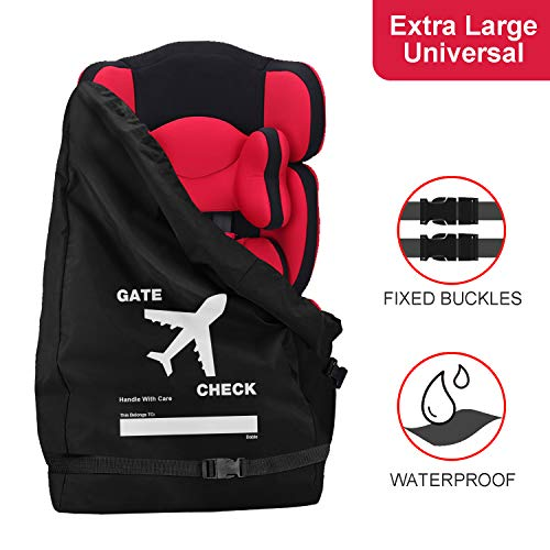 Bable Car Seat Travel Bag Gate Check For Air