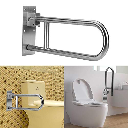 Excellent Handicap Rails Handicapped Bariatric Toilet Seat Riser Caraccident5 Cool Chair Designs And Ideas Caraccident5Info