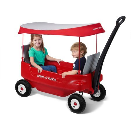 Radio Flyer Deluxe All Terrain