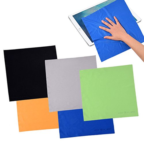 Microfiber Cloth Remove Scratches: Eco-Fused Large Microfiber Cleaning Cloths