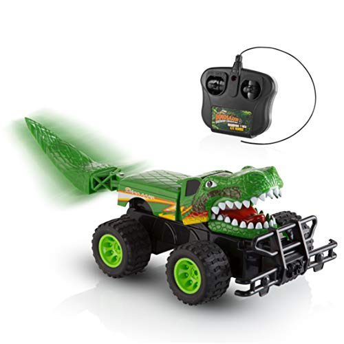 Advanced Play Cool Dinosaur Remote Control Toy Car For Kids 4wd Off