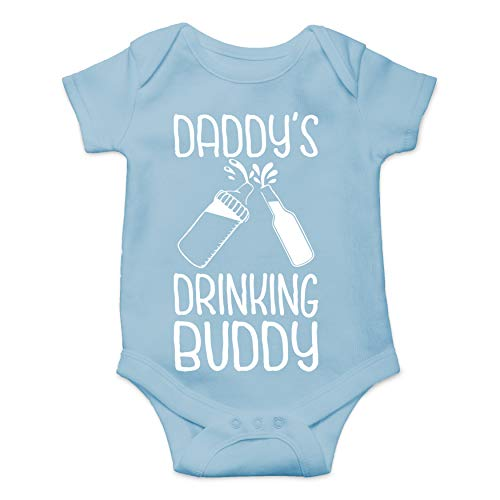 Daddy/'s Drinking Buddy|Cute bodysuit Dad Gift bodysuit