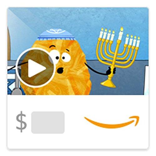 Amazon egift card the singing latkes animated american amazon egift card the singing latkes animated american greetings m4hsunfo