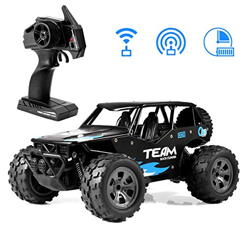 Lambow Rc Cars for Kids 2 4Ghz 1/18 Crawlers Off Road