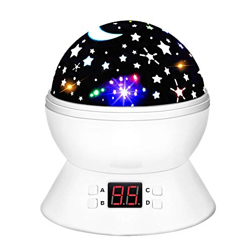 DIMY Best Top Popular Toys For 2 10 Year Old Boys Girls Multicolor Projector Star Night Lights Kids Fun Party Favor Hot Christmas Birthday