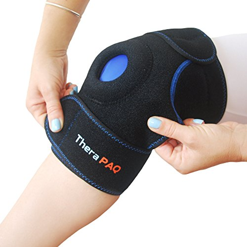 Knee Ice Pack Wrap By Therapaq Hot Cold Therapy Knee Support
