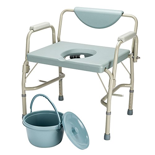 Commode Chair Toilet Potty Shower Seat