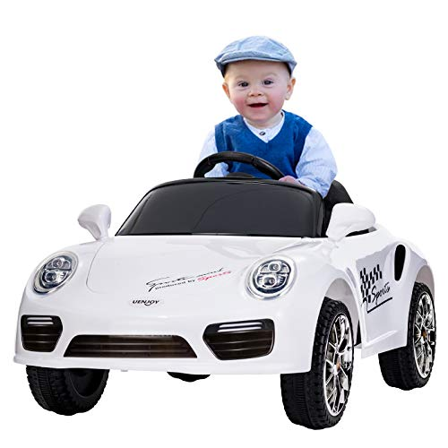 Electric Vehicles For Kids >> Uenjoy Kids Ride On Cars 6v Battery Power Kids Electric