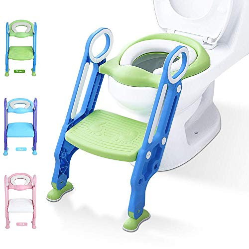 Prime Potty Training Toilet Seat With Step Stool Ladder For Kid Creativecarmelina Interior Chair Design Creativecarmelinacom