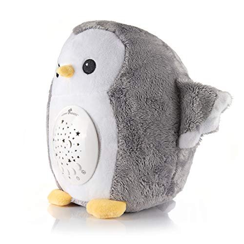 210c2239d136 Baby Gifts Soother Sound Machine, White Noise Sleep Aid, Cry Sensor & Night  Light Projector. Portable Cuddly Nursery Baby Owl Stuffed Animal Toy with  ...