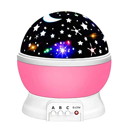Christmas Gift Ideas For 5 Yr Old Girl: GIFT4KIDS Birthday Present For 3 4 5 6 Year Old Girls,Moon