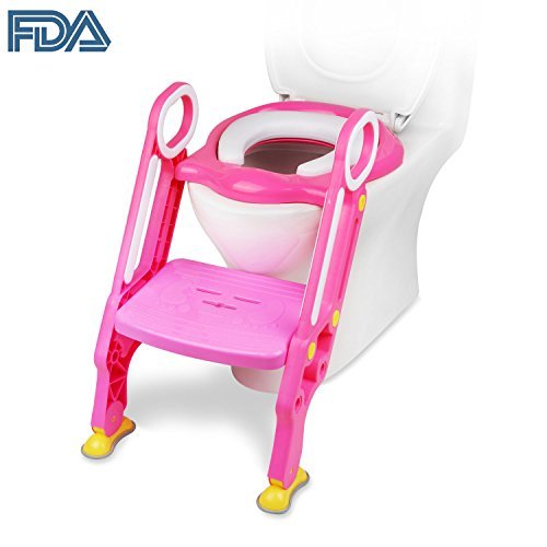 Superb Fda Certified Ostrich Toilet Step Trainer Ladder For Kid Gamerscity Chair Design For Home Gamerscityorg