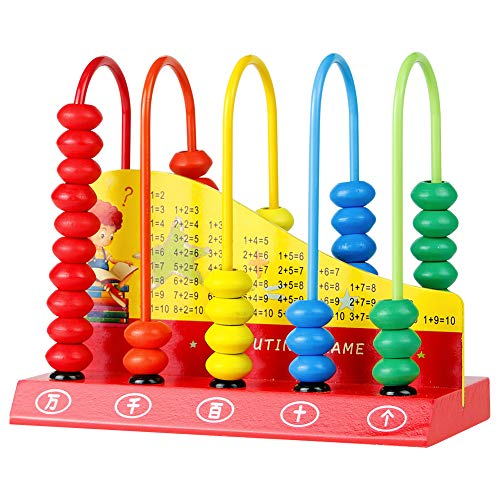 Wooden Abacus for Kids Math Learning Educational Toys ...