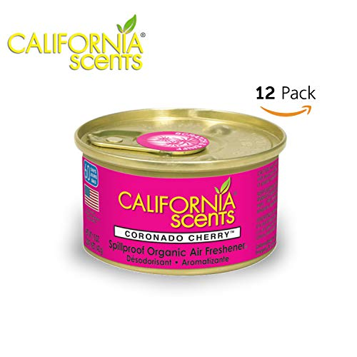 California Scents Coronado Cherry Pack de 12