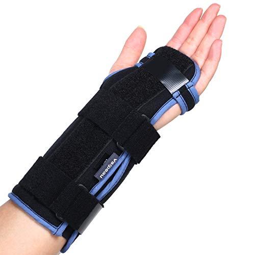 Radial bar wrist cock