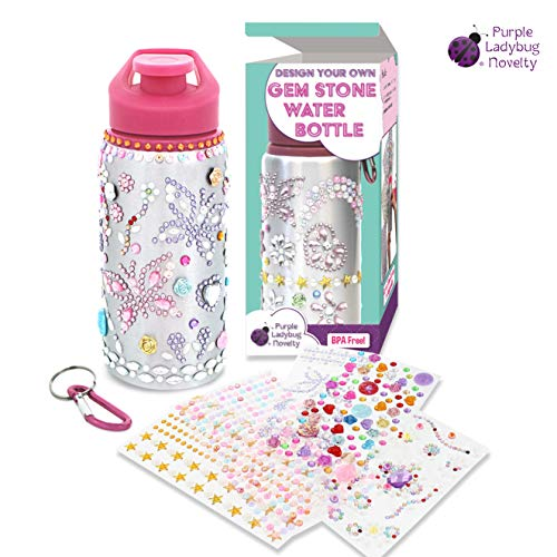 Decorate Personalize Your Own Kids Water Bottles With Tons