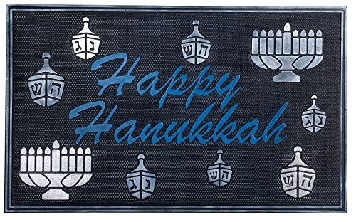Hanukkah Decorations Menorah Dreidel