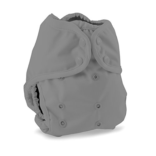 Snap Super One Size Buttons Cloth Diaper Cover 12-40lbs