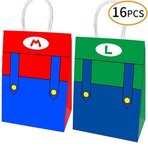 Super Mario Bros Premium Birthday Party Pack Decoration Kit Childrens