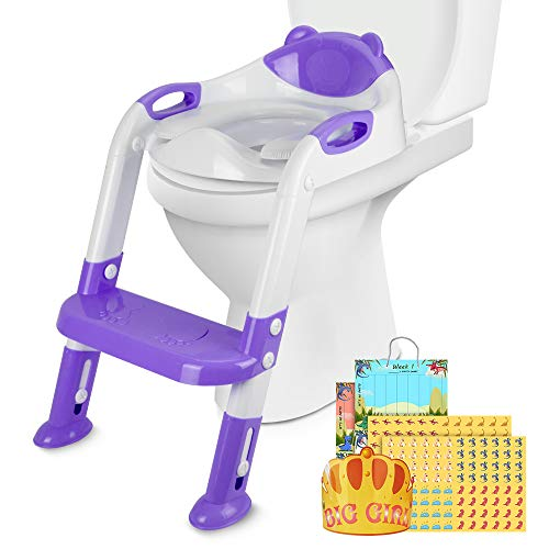 Strange Pitaya Potty Training Seat With Step Stool Ladder Creativecarmelina Interior Chair Design Creativecarmelinacom