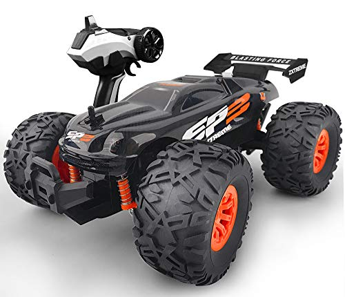 Gizmovine Remote Control Car 2019 Updated Large Size High Speed Racing Rc Car 2 4ghz Waterproof Rc Monster Trucks Vehicle Electric Toy Cars For Kids Boy The Frumcare Store