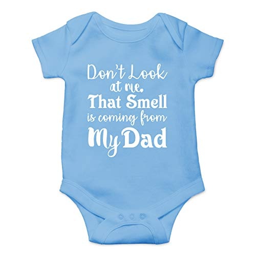 dont look at me that smell is coming from Grandad BabyGro  Boy//Girl//Unisex