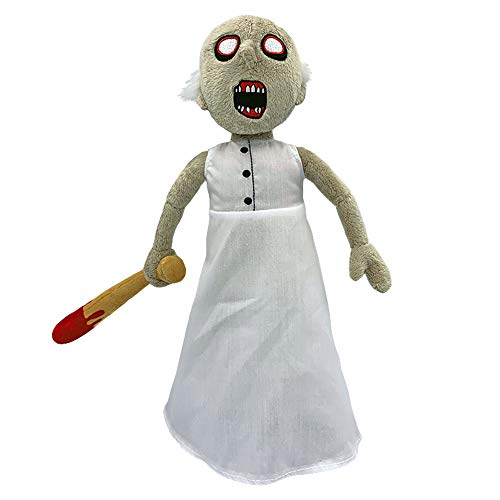 Toddler Remote Control Car: Granny Official Horror Game 7″ Beanie Plush (Amazon